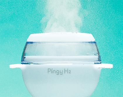 水素生成器,水素風呂